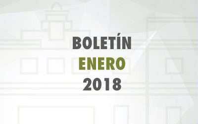 Boletín Enero 2018