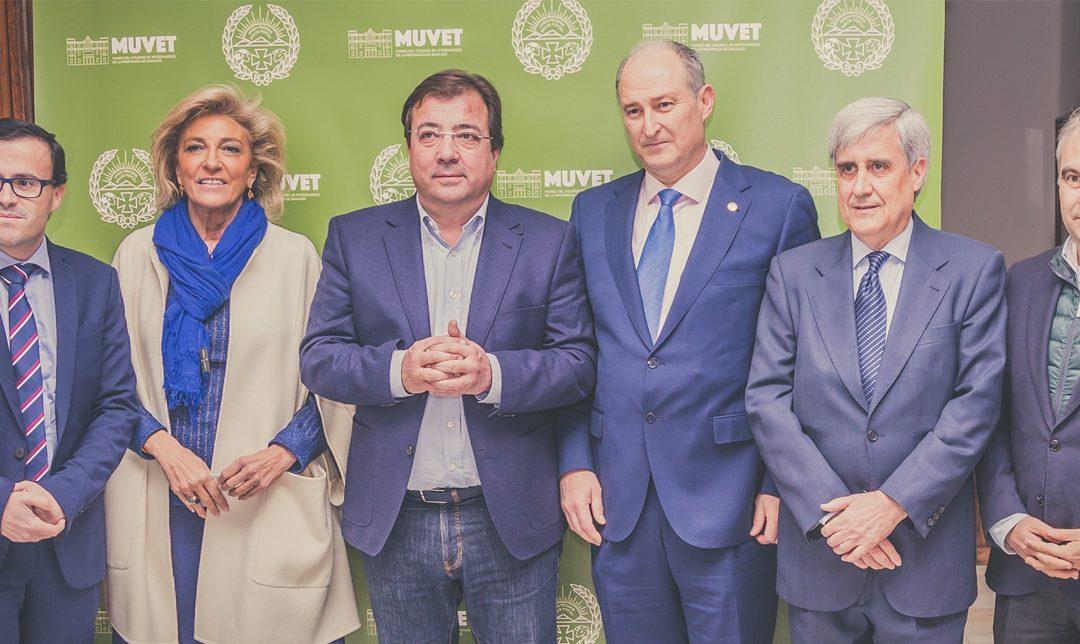 Inauguración de MUVET