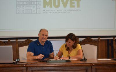 Galería de imágenes. Acto de firmas con los donantes de MUVET