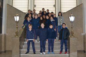 Nueva visita del Colegio Sagrada Familia – FEC Badajoz