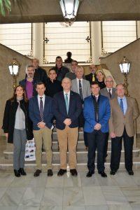 La Delegación de Defensa en Extremadura visita el MUVET