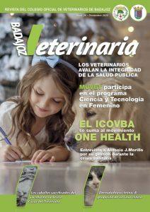 ¡Disponible el número 20 de la revista colegial Badajoz Veterinaria!