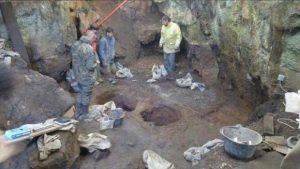 Hallan en una cueva del Pirineo la cuna de la ganadería europea, un rebaño de hace 7.300 años