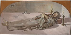 Productos de origen animal en obras del Museo del Prado