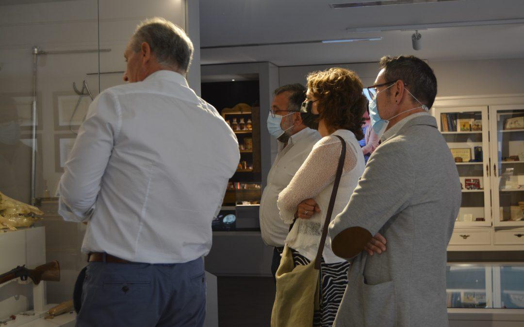 Decano y Vicedecanos de la Facultad de Veterinaria de Cáceres