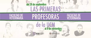 """Inauguración de la exposición """"Las primeras profesoras de la UCM""""."""