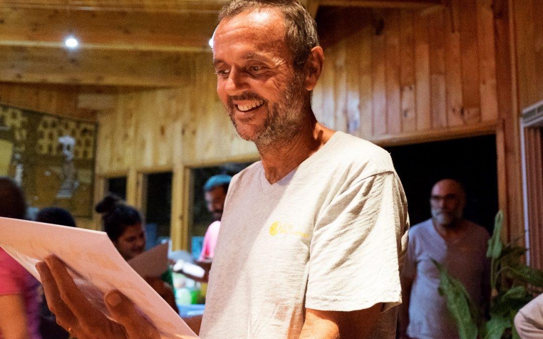 Reconocimiento al veterinario José Luis Guirao por su labor humanitaria