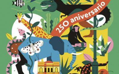 El MNCN presenta las exposiciones y acciones conmemorativas con las que celebrará su 250 aniversario